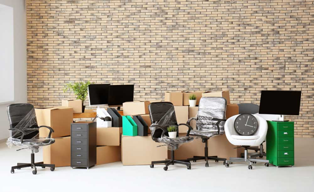 Commercial Furniture Removals